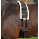 Surcingle w/Fleece Padding Horse