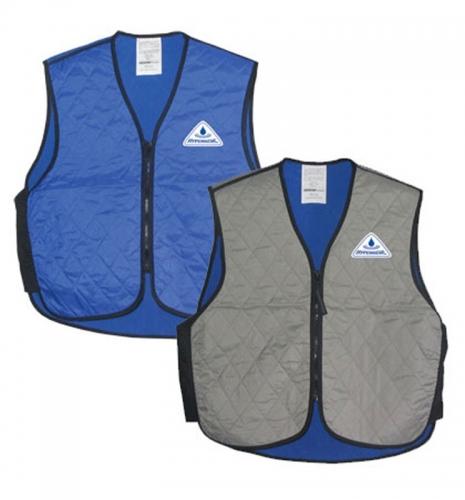 Evaporative Cooling Clothing : Techniche evaporative cooling sport vest hats