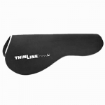 ThinLine Half Pad Untrimmed Black
