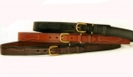 "Tory Leather 1 1/4"" Ranger Belt"