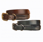 "Tory Leather 1 1/4"" Dee Keeper Belt w/ Holding Strap"