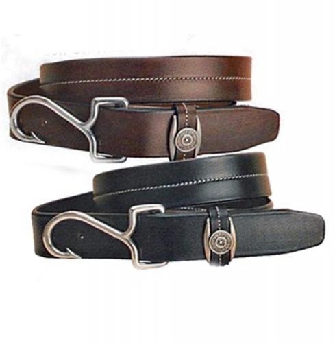 leather 1 1 4 fish hook belt bags belts leather