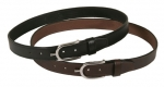 "Tory Leather 1 1/4"" Belt with SS Spur Buckle"
