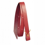 Tory Leather 1-3/4 Latigo Leather Tie Strap