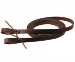 "Tory Leather 3/4"" Rein With Water Strap End"