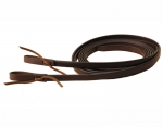 "Tory Leather 5/8"" Rein With Water Strap End"
