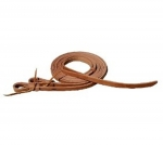 "Tory Leather - 5/8"" x 7' Heavy Weigh Reins with Water Strap Ends"
