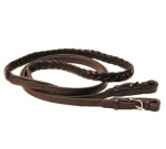"Tory Leather - 5/8"" x 8' 5 Plait Braided Roping Rein"