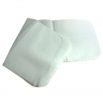 Tory Leather Cotton Leg Quilts Set of 4