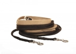 TORY LEATHER Driving Reins - Swivel Snaps & Center Buckles
