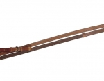 Tory Leather English Reins with Rubber Inside Grip and Buckle Bit Ends