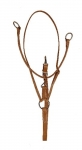 Tory Leather - Harness Leather Lateral Action Training Fork with Neck Strap