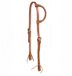 Tory Leather Harness Leather One Ear Headstall