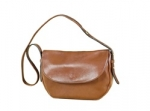 Tory Leather Large Flip Top Bag