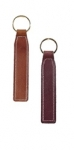 Tory Leather Large Plain Key Fob