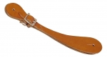 Tory Leather Men's Curved Western Spur Straps