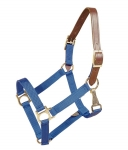 Tory Leather Nylon Breakaway Halter with Leather Crown
