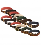 Tory Leather Padded Bracelet