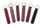 Tory Leather Padded Key Fob