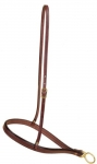 Tory Leather Roper Noseband with Solid Brass Hardware
