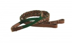 Tory Leather Web Cross Country Reins
