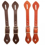 Tory Leather Youth Size Western Spur Straps