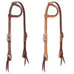 Trailblazer Flat Sliding Ear Headstall