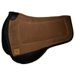 Triple E Rugged Ride Waxwear Rounded Contoured Pad