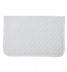 TUFFRIDER All Purpose Quilted Baby Pad - WHITE, STD