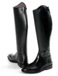 TUFFRIDER  Back Zip Dress Boot Wide Ladies