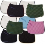 TUFFRIDER Basic All Purpose Saddle Pad w/Trim and Piping