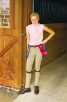TUFFRIDER Children's Cotton Pull On Jodhpurs