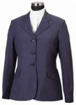 TUFFRIDER Devon Ladies Show Coat - Long
