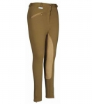 TUFFRIDER Ladies Aerocool Knee Patch Breech - Long
