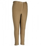 TUFFRIDER Ladies Cotton Figurefit Full Seat Breech - Regular