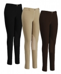 TUFFRIDER Ladies Cotton Lowrise Pull-On Breeches