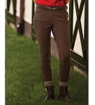 TuffRider Ladies Schooling Side Zip Breech