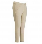 TUFFRIDER Light Cotton Lowrise Petite Ladies Breech