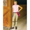 TUFFRIDER Light Cotton Pull-On Children's Jodhpurs Breeches