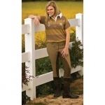 TUFFRIDER Lowrise Prestige Full Seat Breeches Ladies - Regular