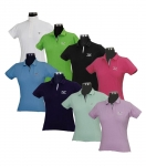 TUFFRIDER Short Sleeve Ladies Polo Shirt