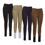 TUFFRIDER Unifleece Pull On Ladies Winter Breech