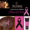 Twinkle Awareness Pink Ribbon Stencil Kit