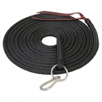 WEAVER LEATHER 1/2X22' LUNGE LINE W/RING&SNAP FREE SHIPPING