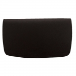 "Weaver Leather 100% Polyester Felt Saddle Pad, 1"" Black"