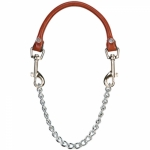 Weaver Leather and Chain Goat Collar