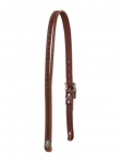Weaver Leather Barbed Wire Split Ear Headstall FREE SHIPPING