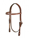 Weaver Leather Bridle Leather Browband Headstall