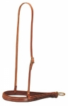 Weaver Leather Chap Leather Lined Noseband