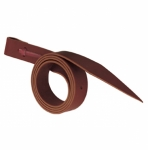 Weaver Leather CINCH STP LL 11/2X6'W/HOLES,BR